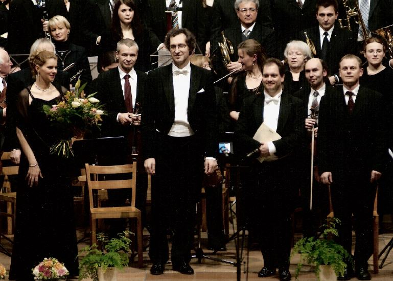 Brahms Requiem, 2005